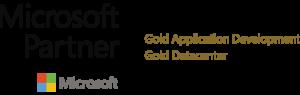 Microsoft Gold Partner Application Development Microsoft Gold Partner Datacenter