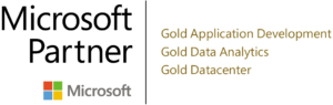 Microsoft Gold Partner Application Development Microsoft Gold Partner Datacenter Data Analytics